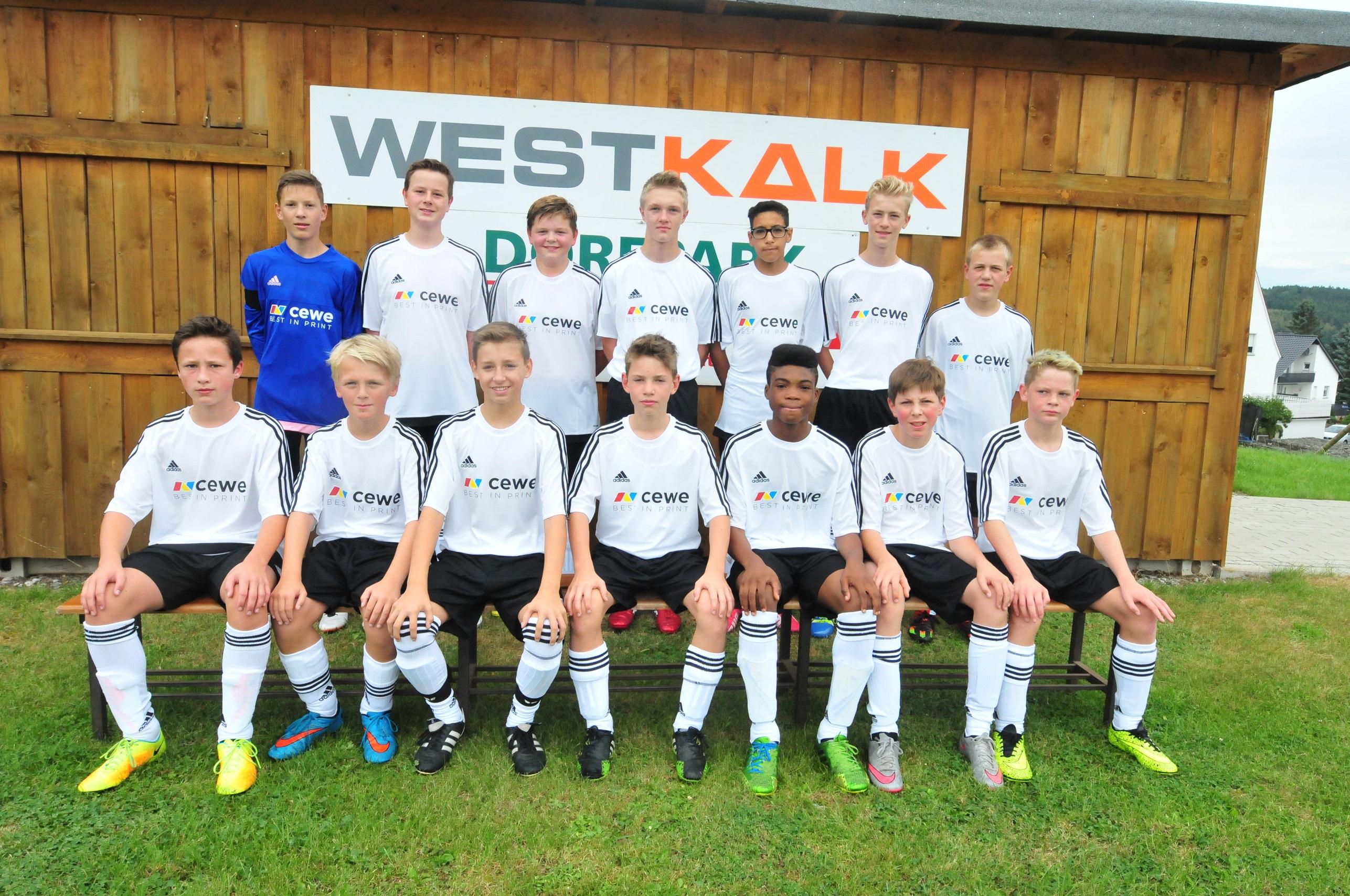 C-Jugend SWS_Saison 2016_2017
